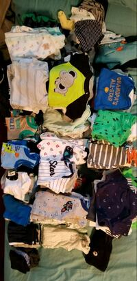 Baby boy clothes 2215 mi