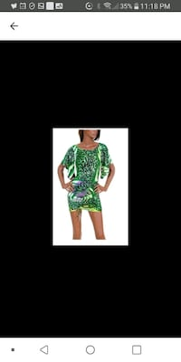 Woman dress Med new Laval, H7M 4A2