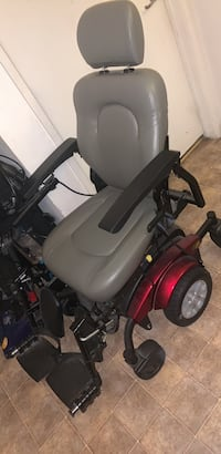Electric motor wheelchair ( never used ) price negotiable Los Angeles, 91342