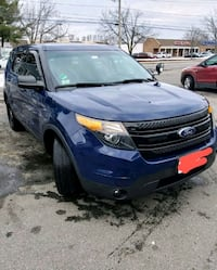 2014 Ford Explorer Base 4x4 Lowell