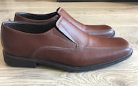 Brand new brown leather shoes Toronto, M9W 3H8