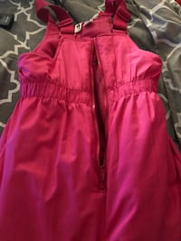 Girls size 10-12 full snow pants  Brampton, L6X 4T7