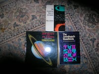 Three (3) Books on Astronomy