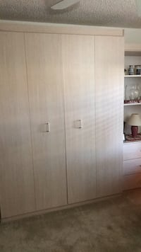 Murphy bed  with 3, 3 drawer bookcases and a desk Lady Lake, 32159