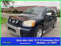 Used 2006 Nissan Armada for sale Metairie