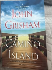 CAMINO ISLAND BY JOHN GRISHAM Town and Country