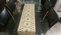 Dinning Table with 4 chairs Edmonton, T6X 1T5