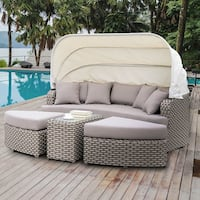 4-Pc Patio Daybed San Diego, 92126