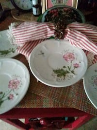 Totally Today appetizer plates (4)made in china Philadelphia, 19114