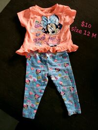 baby's pink and blue onesie Maricopa, 93252