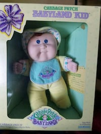 Cabbage Patch Kids doll in box Charleston, 61920