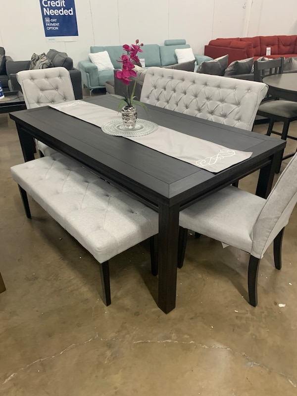 Palmer 5PC Dining Table Set