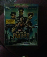 New black panther blue-ray  Tulsa, 74136