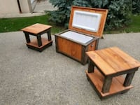 Indoor outdoor coffee table /cooler mancave Oakville, L6L 5C9