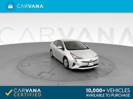 2016 Toyota Prius hatchback Two Eco Hatchback 4D Silver