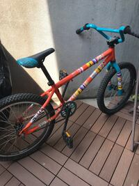BMX Bike Worth 250$// Vile de circuit BMX Montréal, H2P 2B1
