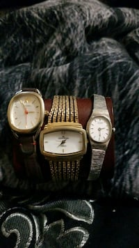 3 nice vintage female watches Kingsport, 37663