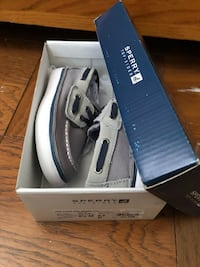 Sperry Top-Sider Shoes - Size 8.5 Boys Savage, 20763