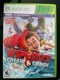 ABC's Wipeout Create & Crash (Xbox 360, disc only) North Haledon, 07508