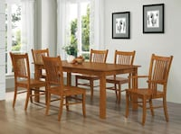 Marbrisa 5 or 7 Piece Dining Set *** FREE DELIVERY** FINANCING  Las Vegas