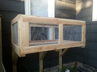 KITTY CAT HABITAT/FUR BABY BALCONY  Muskegon