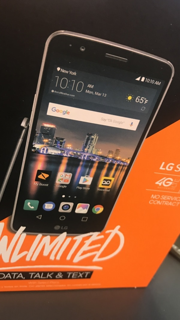 Boost Mobile Data Not Working Lg Stylo