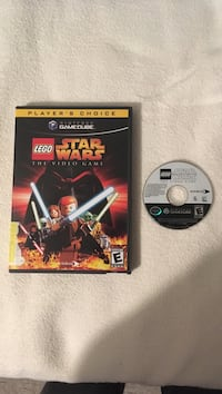 Lego star wars gamecube game
