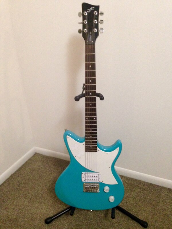 Used First Act Electric Guitar Model Me416