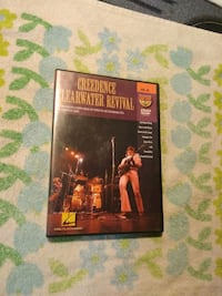 Creedence Clearwater revival guitar play along dvd