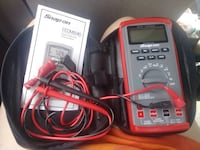 Snap-on Digital Multimeter Youngstown, 44507