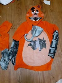 Five nights of Freddie's costume junior size