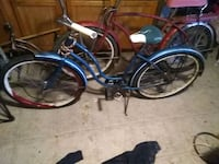 blue and gray cruiser bike Chillicothe, 45601