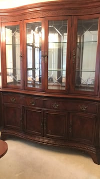 China Cabinet Laurel, 20707