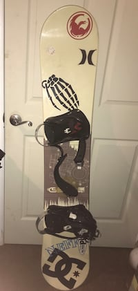 Lightly used snowboard  Annapolis, 21409