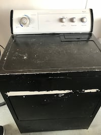 black and gray gas range oven Bakersfield, 93308