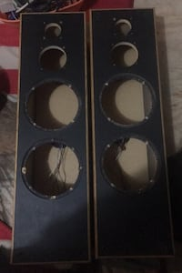 Stereo system boxs