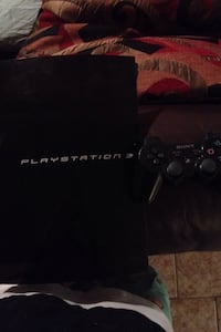 Original PS3 With 2 controllers and bunch of games Sudbury, P3E
