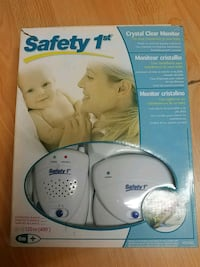 Baby Audio Monitor Safety 1st Vancouver, V5X 1T2