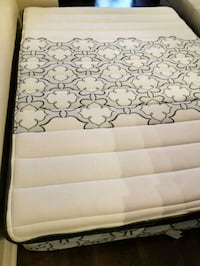 white and gray bed mattress Mississauga, L5B