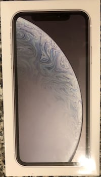 iPhone XR 128gb Brand New White Sealed T-Mobile Chantilly, 20152