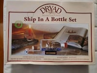 Dryad Ship in a Bottle