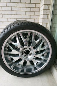 22 inch tires and rims  Temple Hills, 20748