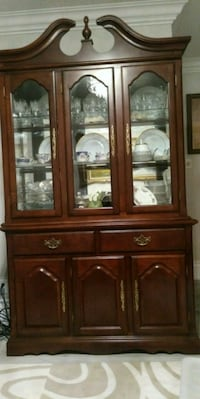 Buffet and hutch
