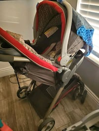 Graco click connect base carseat and stroller  Las Vegas, 89110