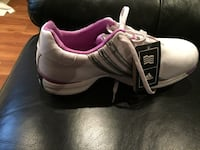 Adidas new shoes never worn, size 6 1/2.