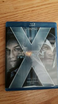 Xmen First Class Blu Ray Middle River, 21220