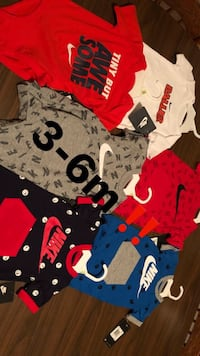 toddler's assorted clothes Beaumont, 77705