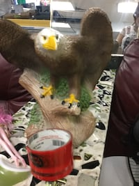 bald eagle figurine Winnipeg