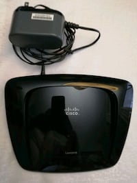Used Linksys Wireless Router  Cambridge