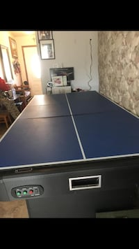 Ping Pong Table and Air Hockey Table (2 in 1)